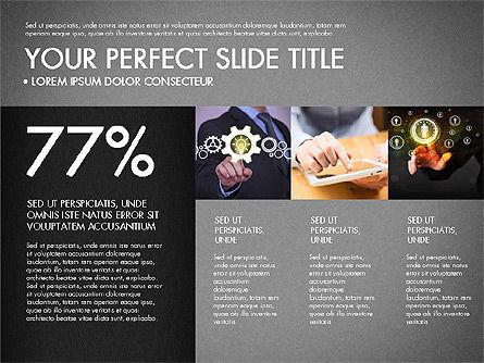 Company Profile Slide Deck, Slide 15, 03138, Presentation Templates — PoweredTemplate.com