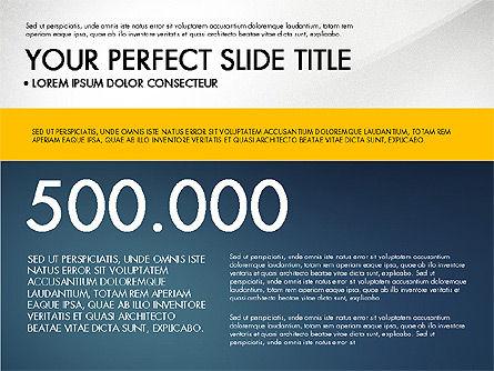 Company Profile Slide Deck, Slide 4, 03138, Presentation Templates — PoweredTemplate.com