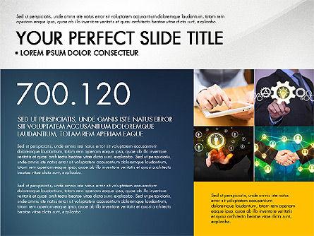 Company Profile Slide Deck, Slide 6, 03138, Presentation Templates — PoweredTemplate.com