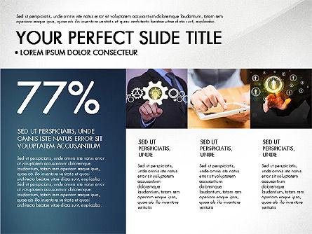 Company Profile Slide Deck, Slide 7, 03138, Presentation Templates — PoweredTemplate.com
