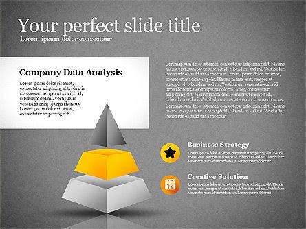 Presentation with Compound Objects, Slide 12, 03142, Shapes — PoweredTemplate.com