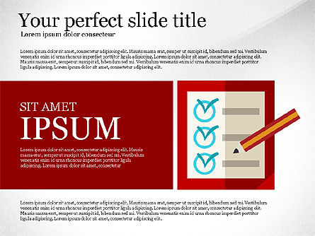 Data Distribution and Protection Presentation Template, Slide 2, 03146, Presentation Templates — PoweredTemplate.com