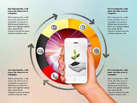 Smartphone Options Presentation Concept Slide 3