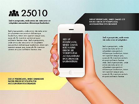 Smartphone Options Presentation Concept Slide 4