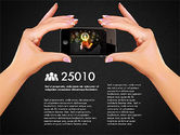 Smartphone Options Presentation Concept#13