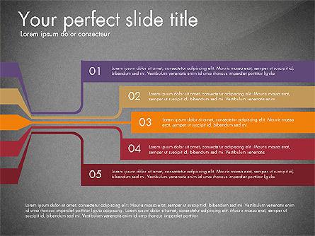 Process Workflow Diagram Toolbox, Slide 14, 03149, Process Diagrams — PoweredTemplate.com