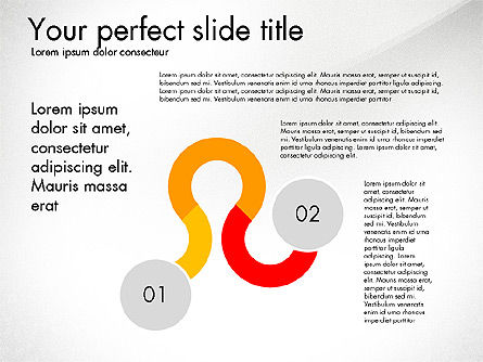 Process Workflow Diagram Toolbox, Slide 2, 03149, Process Diagrams — PoweredTemplate.com