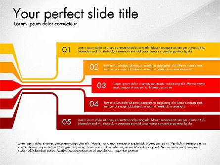 Process Workflow Diagram Toolbox, Slide 6, 03149, Process Diagrams — PoweredTemplate.com