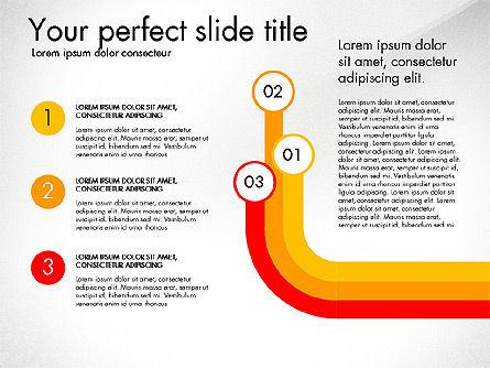 Process Workflow Diagram Toolbox, Slide 7, 03149, Process Diagrams — PoweredTemplate.com