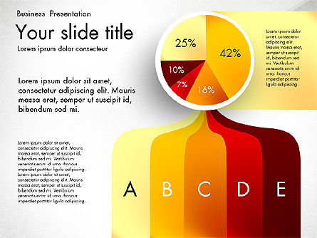 Data Driven Pie Chart Toolbox Slide 4
