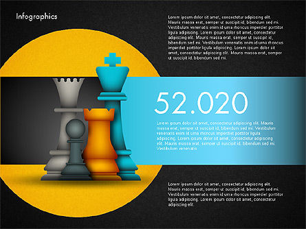 Strategy Presentation Template, Slide 10, 03155, Infographics — PoweredTemplate.com