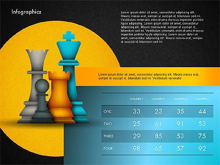 Strategy Presentation Template, Slide 11, 03155, Infographics — PoweredTemplate.com