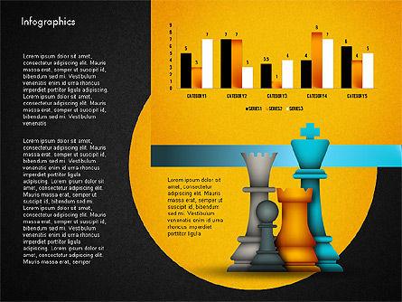 Strategy Presentation Template, Slide 13, 03155, Infographics — PoweredTemplate.com