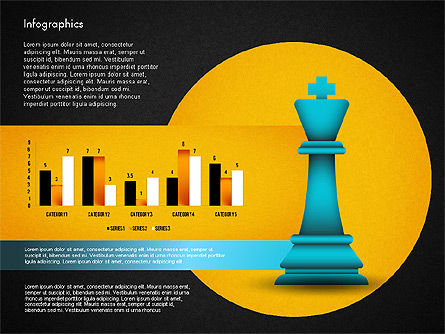 Strategy Presentation Template, Slide 14, 03155, Infographics — PoweredTemplate.com