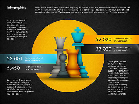 Strategy Presentation Template, Slide 15, 03155, Infographics — PoweredTemplate.com