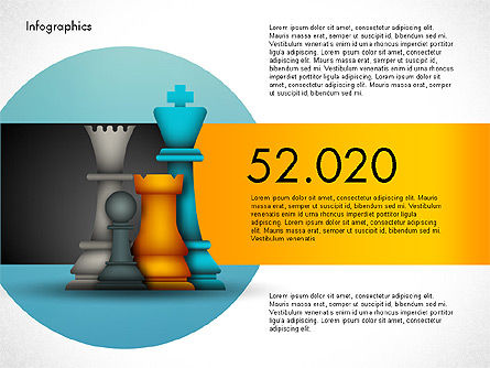 Strategy Presentation Template, Slide 2, 03155, Infographics — PoweredTemplate.com