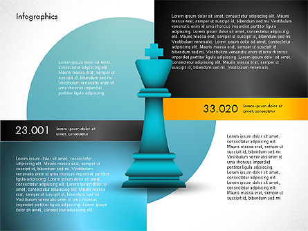Strategy Presentation Template, Slide 4, 03155, Infographics — PoweredTemplate.com