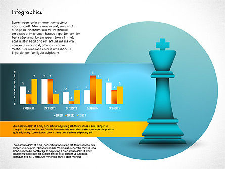 Strategy Presentation Template, Slide 6, 03155, Infographics — PoweredTemplate.com