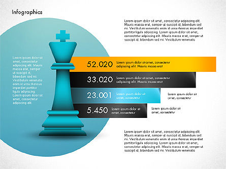 Strategy Presentation Template, Slide 8, 03155, Infographics — PoweredTemplate.com