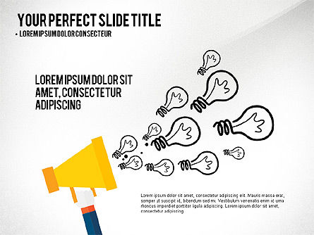 Product Promotion Presentation Template, 03163, Presentation Templates — PoweredTemplate.com