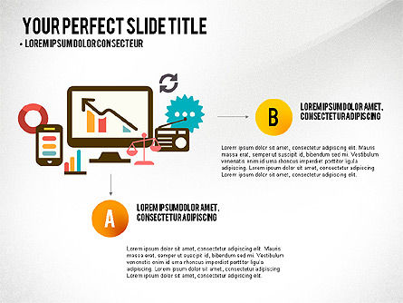 Product Promotion Presentation Template, Slide 2, 03163, Presentation Templates — PoweredTemplate.com