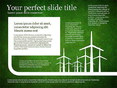 Save the World Together, Slide 10, 03173, Presentation Templates — PoweredTemplate.com