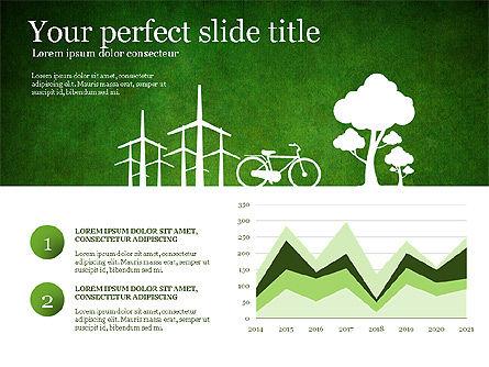 Save the World Together, Slide 13, 03173, Presentation Templates — PoweredTemplate.com