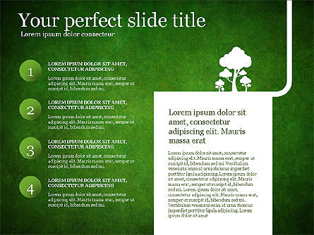 Save the World Together, Slide 16, 03173, Presentation Templates — PoweredTemplate.com