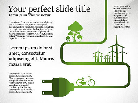 Save the World Together, Slide 4, 03173, Presentation Templates — PoweredTemplate.com