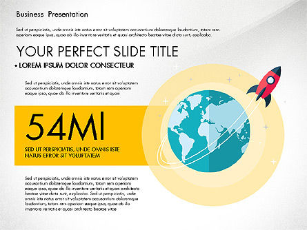 Presentation Templates: Illustrative Pitch Deck #03174