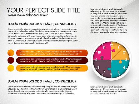 Time Management Charts, Slide 7, 03175, Stage Diagrams — PoweredTemplate.com