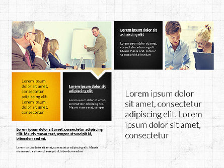 Business Presentation Slides, Slide 2, 03180, Presentation Templates — PoweredTemplate.com