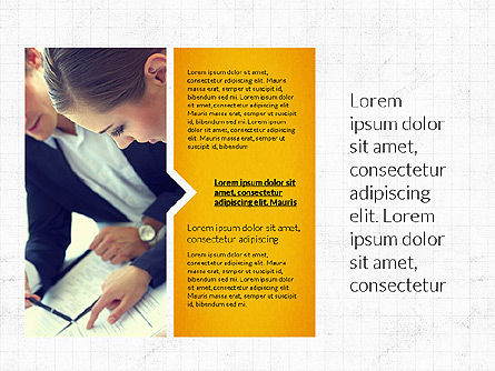 Business Presentation Slides, Slide 3, 03180, Presentation Templates — PoweredTemplate.com