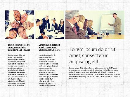 Business Presentation Slides, Slide 7, 03180, Presentation Templates — PoweredTemplate.com
