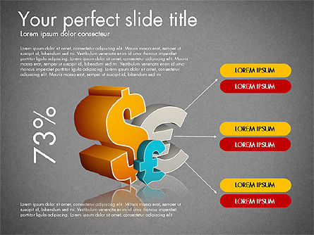 Currency Exchange Infographics, Slide 14, 03185, Infographics — PoweredTemplate.com