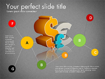 Currency Exchange Infographics, Slide 16, 03185, Infographics — PoweredTemplate.com