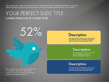 Mobile Application Presentation Template, Slide 14, 03186, Presentation Templates — PoweredTemplate.com
