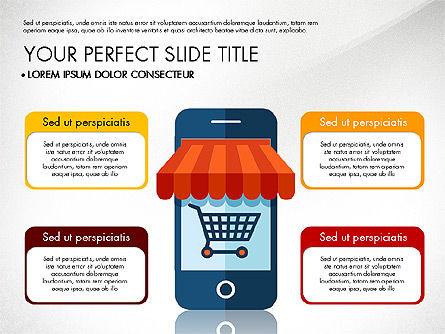 Mobile Application Presentation Template Slide 3