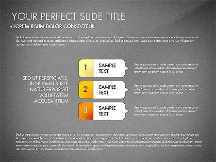 Personal Finance Presentation Concept, Slide 10, 03187, Presentation Templates — PoweredTemplate.com