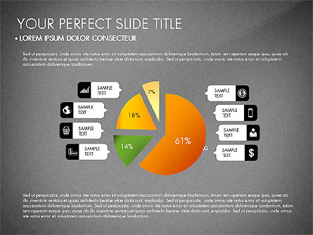Personal Finance Presentation Concept, Slide 11, 03187, Presentation Templates — PoweredTemplate.com