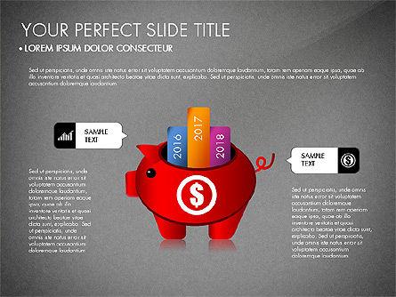 Personal Finance Presentation Concept, Slide 12, 03187, Presentation Templates — PoweredTemplate.com