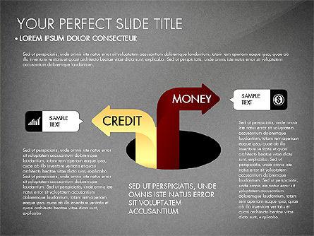 Personal Finance Presentation Concept, Slide 13, 03187, Presentation Templates — PoweredTemplate.com