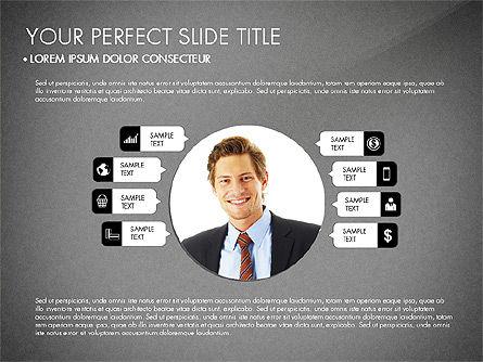 Personal Finance Presentation Concept, Slide 16, 03187, Presentation Templates — PoweredTemplate.com