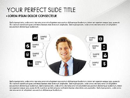 Personal Finance Presentation Concept, Slide 8, 03187, Presentation Templates — PoweredTemplate.com