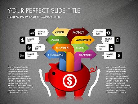 Personal Finance Presentation Concept, Slide 9, 03187, Presentation Templates — PoweredTemplate.com