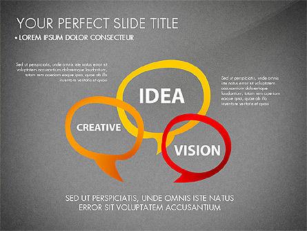 Success Concept Presentation, Slide 14, 03188, Presentation Templates — PoweredTemplate.com