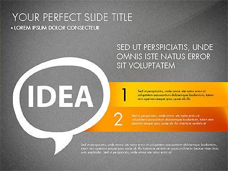 Success Concept Presentation, Slide 15, 03188, Presentation Templates — PoweredTemplate.com