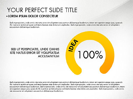 Success Concept Presentation, Slide 2, 03188, Presentation Templates — PoweredTemplate.com