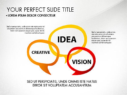 Success Concept Presentation, Slide 6, 03188, Presentation Templates — PoweredTemplate.com