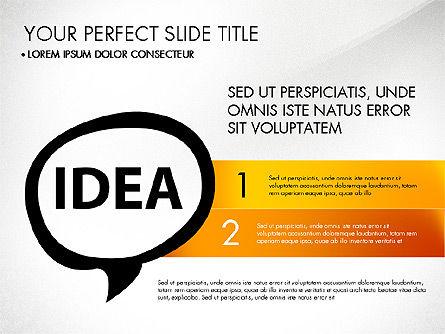 Success Concept Presentation, Slide 7, 03188, Presentation Templates — PoweredTemplate.com